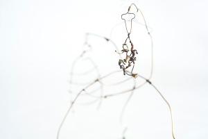 ROA Metal Sculpture